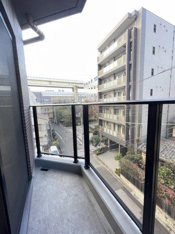 【トイレ】スカイコートグランデ木場