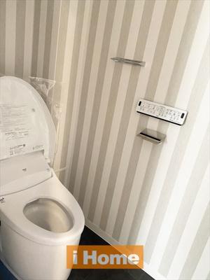 【トイレ】プレティナレジデンス芦屋浜