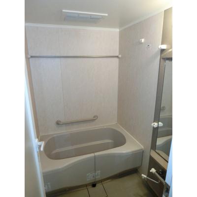 【浴室】アイム白金高輪