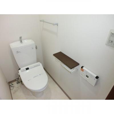 【トイレ】アイム白金高輪