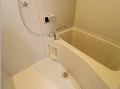 【浴室】リバーシティ中山B棟