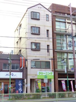【外観】ソウビビル