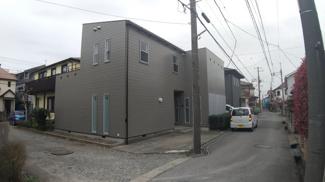 八千代市萱田 中古戸建 八千代中央駅 車通りも少なく閑静な住宅地です。
