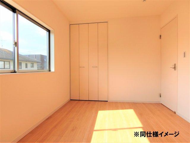 【内観:施工例】大和高田市今里町第2 新築(全4棟)2号棟