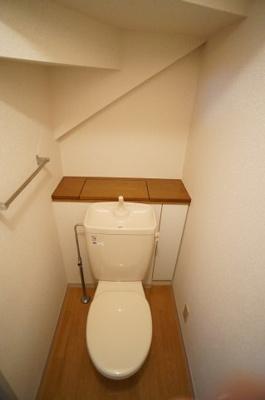 【トイレ】ポーリア西大島