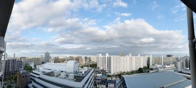 【展望】東陽町住宅