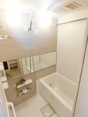 【浴室】東陽町住宅