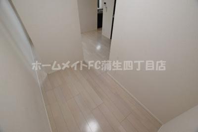【寝室】アーバンカーサ蒲生