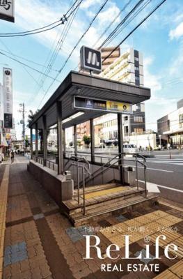 【周辺】野田3丁目 売土地