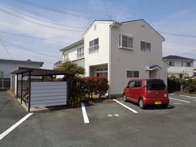 【駐車場】ドルフタケムラ