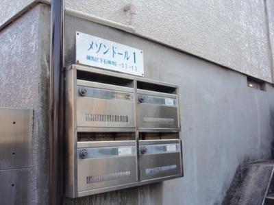 メールボックス☆