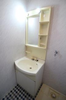 【独立洗面台】ファイブエステート新在家