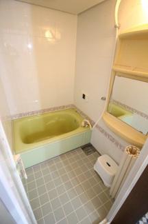 【浴室】ファイブエステート新在家