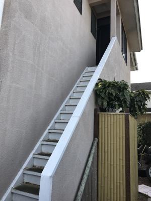 2階に上がれる階段