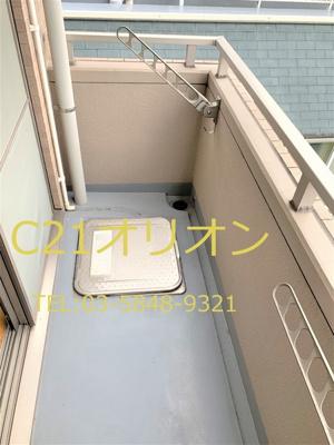【バルコニー】菱和(リョウワ)パレス桜台