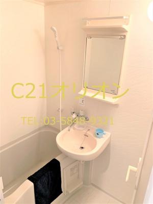 【浴室】菱和(リョウワ)パレス桜台