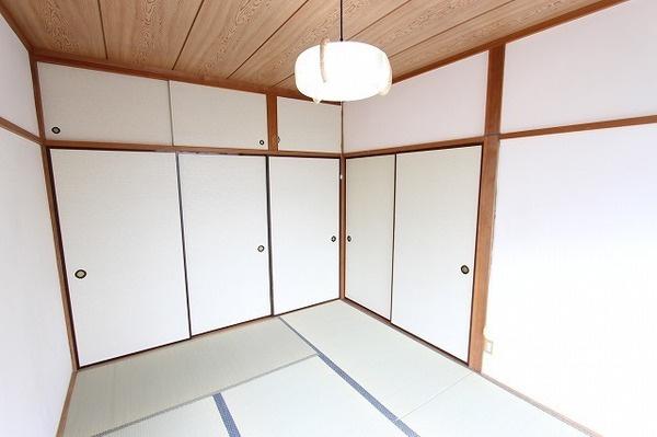 【和室】■リバーサイドハウス