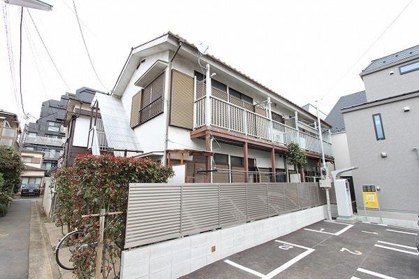 【外観】■リバーサイドハウス