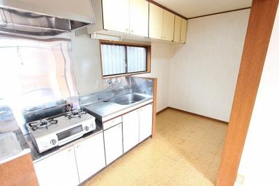 【キッチン】■リバーサイドハウス