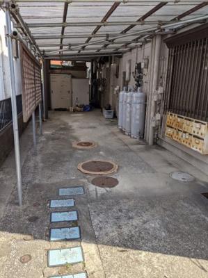 【エントランス】鶴ヶ島駅前コーポ