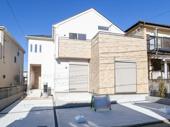 千葉市花見川区長作台1丁目 全3棟 新築分譲住宅の画像