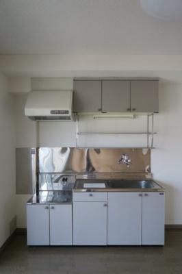 【キッチン】ピーチハウス