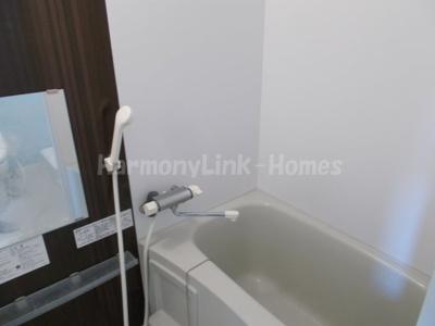 ハーモニーテラス立石の落ち着いた空間のお風呂です  ☆