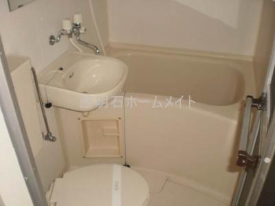 【浴室】プリメゾン西明石