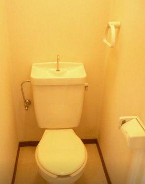 【トイレ】コーポ藍