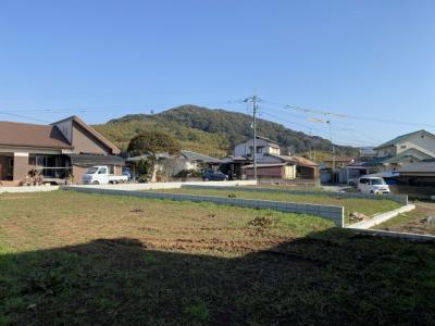 【外観】白銀分譲地