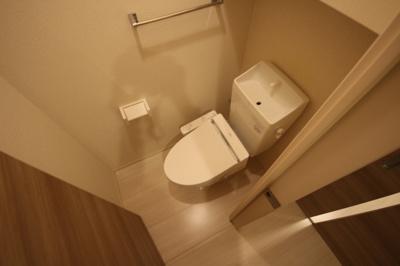 【トイレ】ローレル上河原
