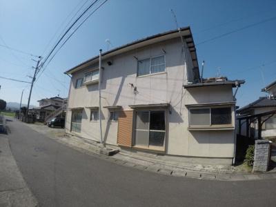 【外観】瀬戸間アパート