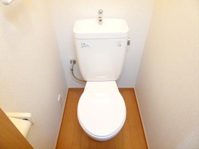 【トイレ】カーサコリーナ
