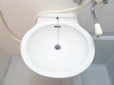 【洗面所】カーサコリーナ
