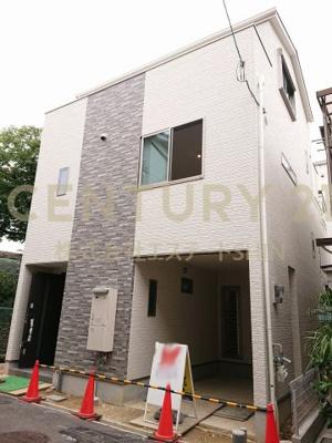 【外観】茨木市小川町 新築戸建