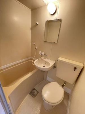 【浴室】スカイコート落合