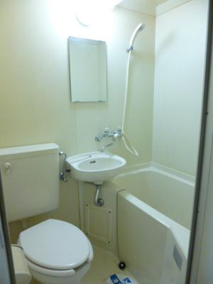 【浴室】スカイコート向ヶ丘遊園