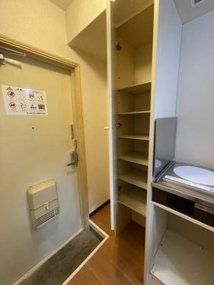 別号室の部屋写真です