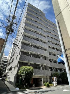 【外観】スカイコート日本橋浜町第2