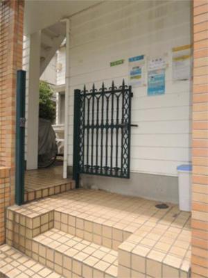 【玄関】スカイピア弘明寺