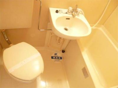 【浴室】スカイコート西川口第3
