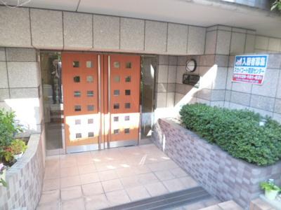 【エントランス】スカイコート日本橋浜町