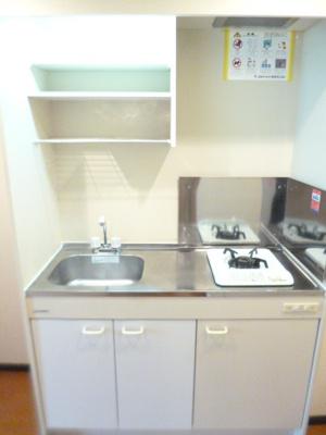 【キッチン】スカイコート日本橋浜町