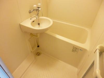 【浴室】津賀マンション