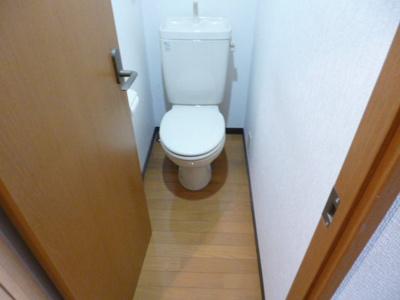 【トイレ】津賀マンション