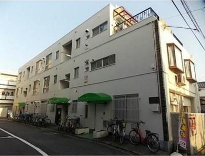 【外観】青葉マンション3号館