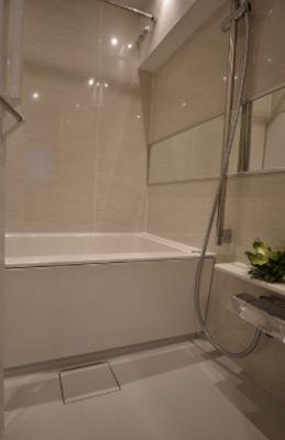【浴室】新宿パークサイド永谷
