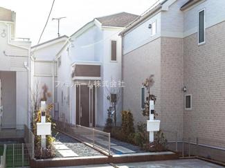 船橋市丸山3丁目 新築一戸建  施工例です。
