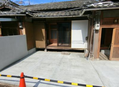 【駐車場】元浜町4丁目2戸一平屋