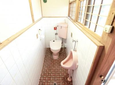 【トイレ】元浜町4丁目2戸一平屋